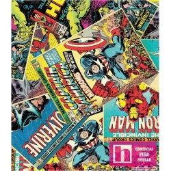 57206 PATCH.AMERIC. MARVEL...