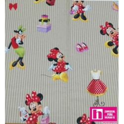 52049 MINNIE MOUSE TEJIDO...