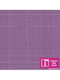 P108-2143-0032 PATCH. AMERICANO CAMELOT BASIC (107) 110 CM. ALG 100% PURPURA VENTA EN PZAS. DE 7 M APROX.