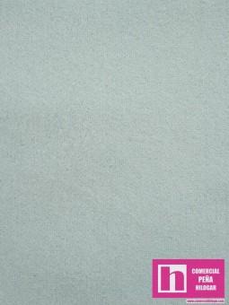 51067 FABIO PAÑO LISO (13) 1.50 M. POL.90%-FIBRA 7%-SPANDEX 3% CELESTE VENTA EN PZAS. DE 8 M APROX.