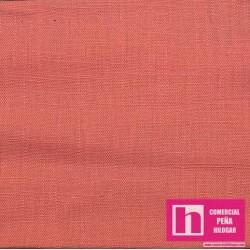 P94-03802-019 WILMER SEMIHILO LISO (01) 1.35 M.LINO 30%-VISCOSA 70% CORAL VENTA EN PZAS. DE 6 M APROX.