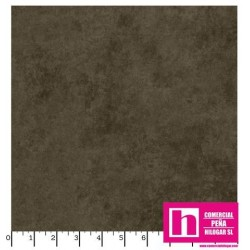 P17-MASQB410-A2 PATCH. AMERICANO BEAUTIFUL BACKING SUEDE TEXTURE (15) 270 CM. ALG 100% OLIVA VENTA EN PZAS. DE 7 M APROX.