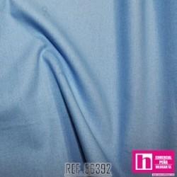 56392 PATCH.AMERIC. NEW PRAIRIE CLOTH (45) 110 CM. ALG 100% CYAN VENTA EN PZAS. DE 6 M APROX.