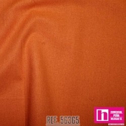 56365 PATCH.AMERIC. NEW PRAIRIE CLOTH (18) 110 CM. ALG 100% NARANJA VENTA EN PZAS. DE 6 M APROX.