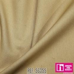56355 PATCH.AMERIC. NEW PRAIRIE CLOTH (08) 110 CM. ALG 100% TOSTADO VENTA EN PZAS. DE 6 M APROX.