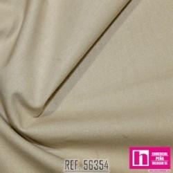 56354 PATCH.AMERIC. NEW PRAIRIE CLOTH (07) 110 CM. ALG 100% BEIG VENTA EN PZAS. DE 6 M APROX.