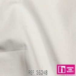56348 PATCH.AMERIC. NEW PRAIRIE CLOTH (01) 110 CM. ALG 100% BLANCO VENTA EN PZAS. DE 6 M APROX.