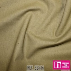 56414 PATCH.AMERIC. NEW PRAIRIE CLOTH (67) 110 CM. ALG 100% CAQUI VENTA EN PZAS. DE 6 M APROX.