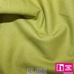 56405 PATCH.AMERIC. NEW PRAIRIE CLOTH (58) 110 CM. ALG 100% KIWI VENTA EN PZAS. DE 6 M APROX.