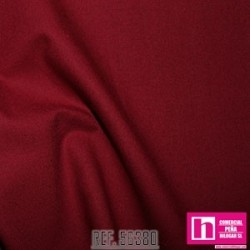 56380 PATCH.AMERIC. NEW PRAIRIE CLOTH (33) 110 CM. ALG 100% ROJO CARDENAL VENTA EN PZAS. DE 6 M APROX.