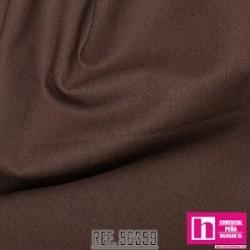56359 PATCH.AMERIC. NEW PRAIRIE CLOTH (12) 110 CM. ALG 100% MARRON VENTA EN PZAS. DE 6 M APROX.
