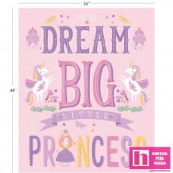 P108-91190207P-01 PATCH. AMERICANO ONCE UPON A TIME (11) PANEL - 110 CM. ALG. 100%  ROSA
