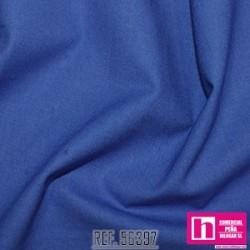 56397 PATCH.AMERIC. NEW PRAIRIE CLOTH (50) 110 CM. ALGODON 100% AZULINA VENTA EN PZAS. DE 6 M. APROX.