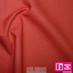 56366 PATCH.AMERIC. NEW PRAIRIE CLOTH (19) 110 CM. ALGODON 100% TOMATE VENTA EN PZAS. DE 6 M. APROX.