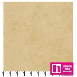 P17-MASQB410-T2 PATCH. AMERICANO BEAUTIFUL BACKING SUEDE TEXTURE (12) 270 CM. ALGODON 100% VAINILLA VENTA EN PZAS. DE 7 M.