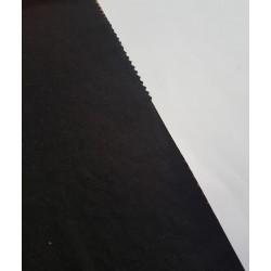 P48-MR1067-069 VISCOSA LISA SAND (08) 1.60 M. VISCOSA 55%-POLIAMIDA 45% NEGRO VENTA EN PZAS. DE 6 M. APRO
